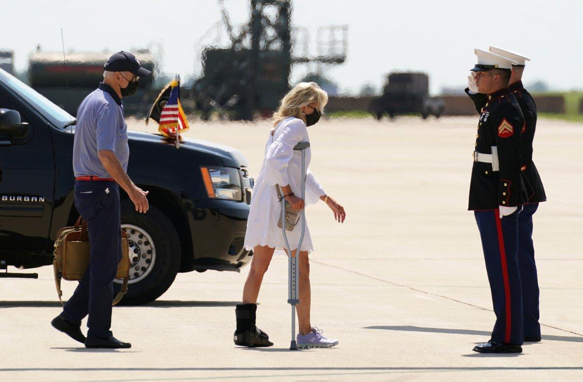 Cumhuriyetçilerin Joe Biden tatilde iddiası #4