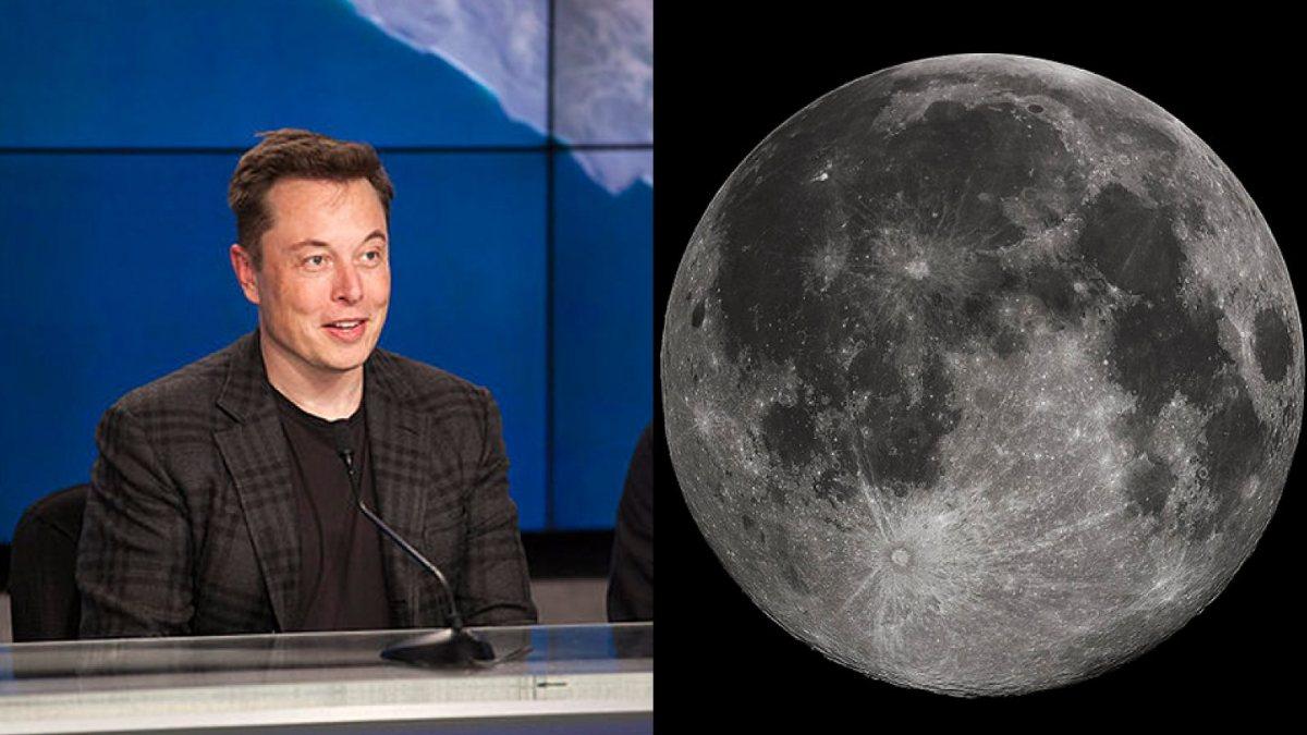 Elon Musk: 2024ten önce Ayda olacağız