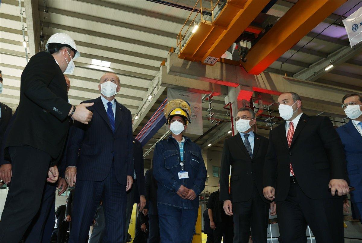 Cumhurbaşkanı Erdoğan, 26 yeni fabrikanın açılışına katıldı  #2