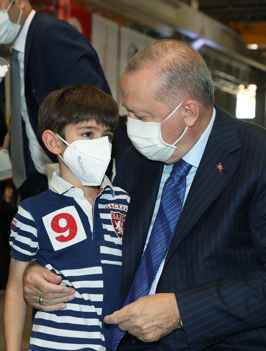 Cumhurbaşkanı Erdoğan, 26 yeni fabrikanın açılışına katıldı  #7