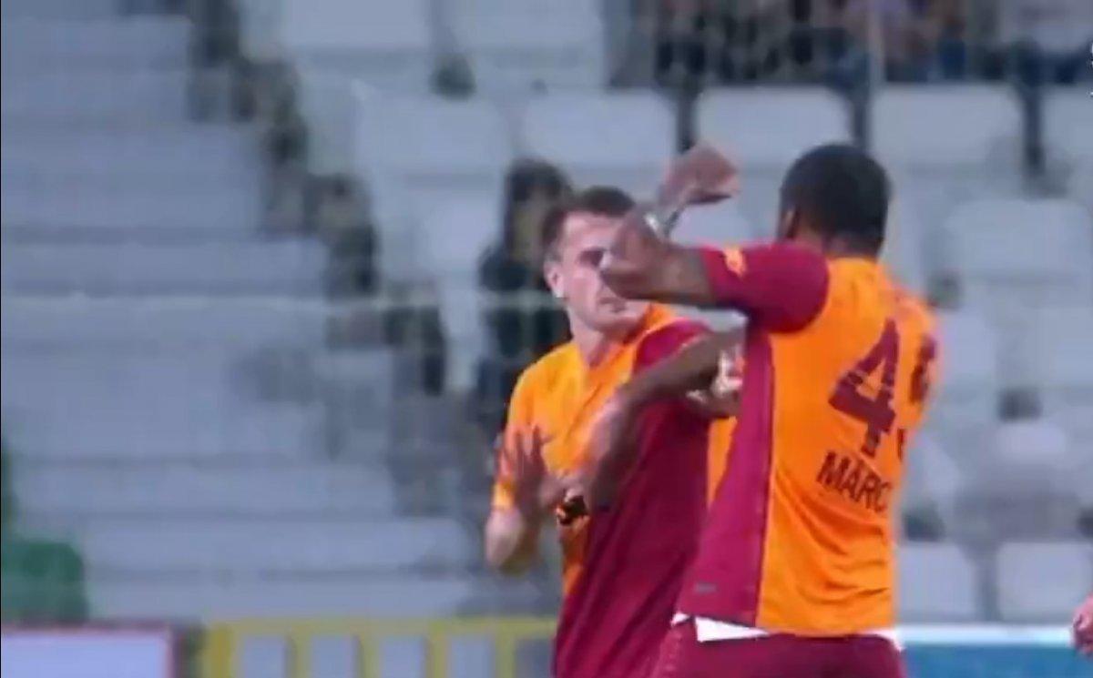 Marcao nun Kerem e saldırısı sonrası forma giymesi zor görünüyor #2