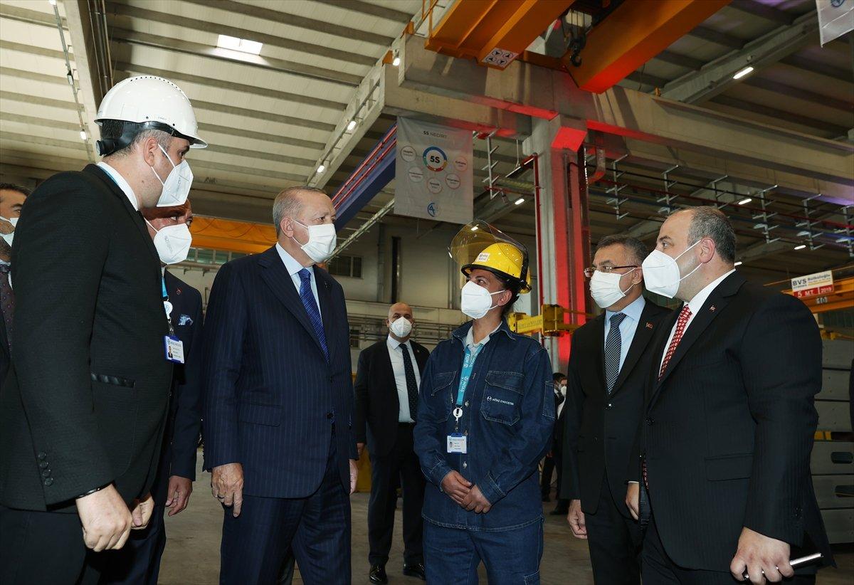 Cumhurbaşkanı Erdoğan, 26 yeni fabrikanın açılışına katıldı  #3