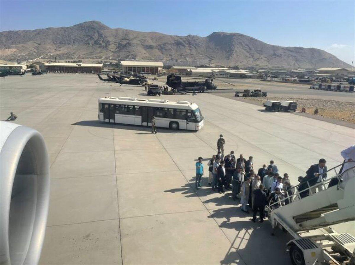 Reuters, Türkiye nin Kabil Havalimanı nı koruma planını iptal ettiğini duyurdu #1