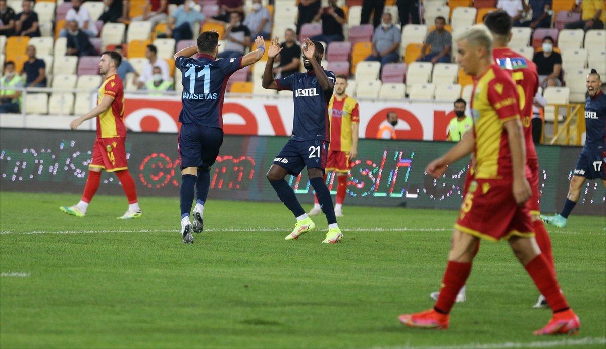 Trabzonspor, deplasmanda Yeni Malatyaspor u 5 golle geçti #2