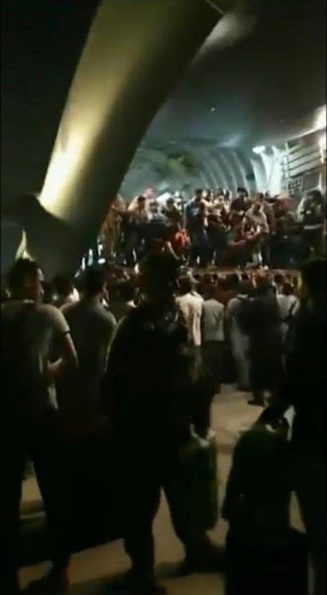 Kabil Uluslararası Havalimanı nda hayatını kaybedenler oldu  #2