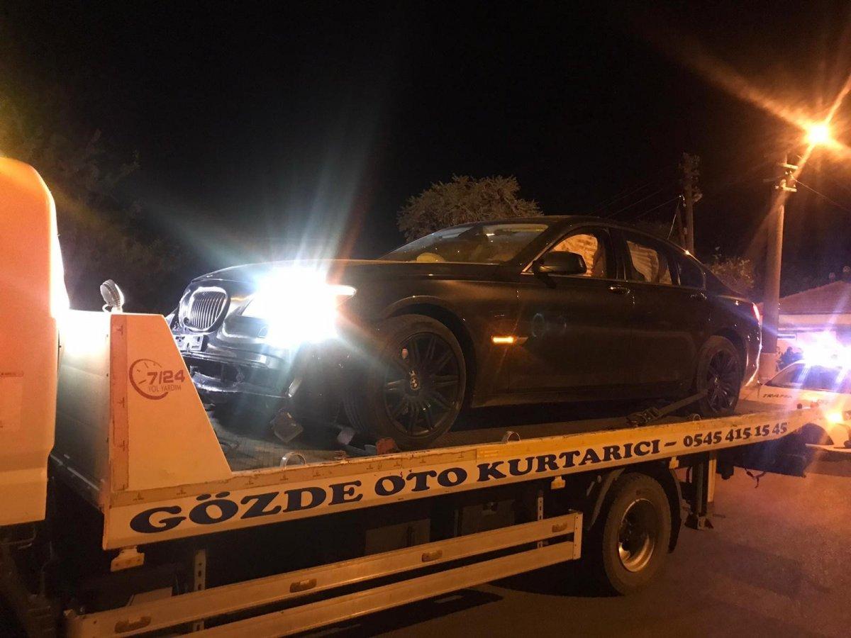 Edirne'de 17 yaşındaki motosiklet sürücüsü kazada öldü #1