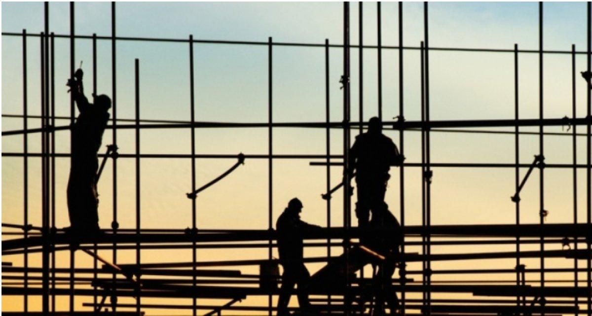 Ücretli çalışan sayısı yıllık 13,5 arttı #1