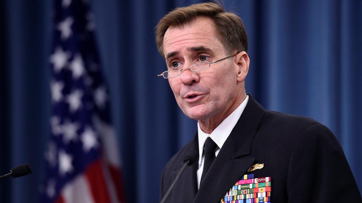 Pentagon: Görüntülerin sorumlusu biz değiliz #1