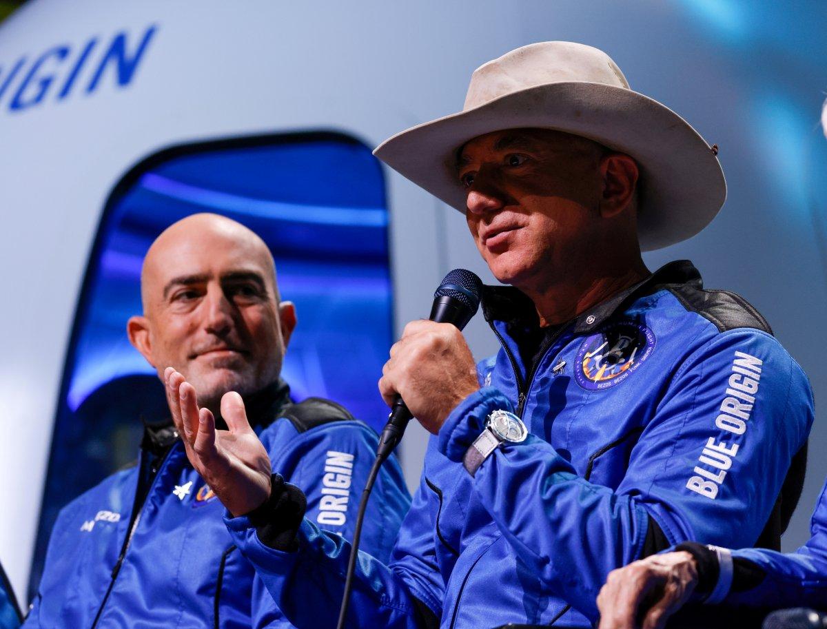 Jeff Bezos un şirketi NASA yı dava ediyor #3
