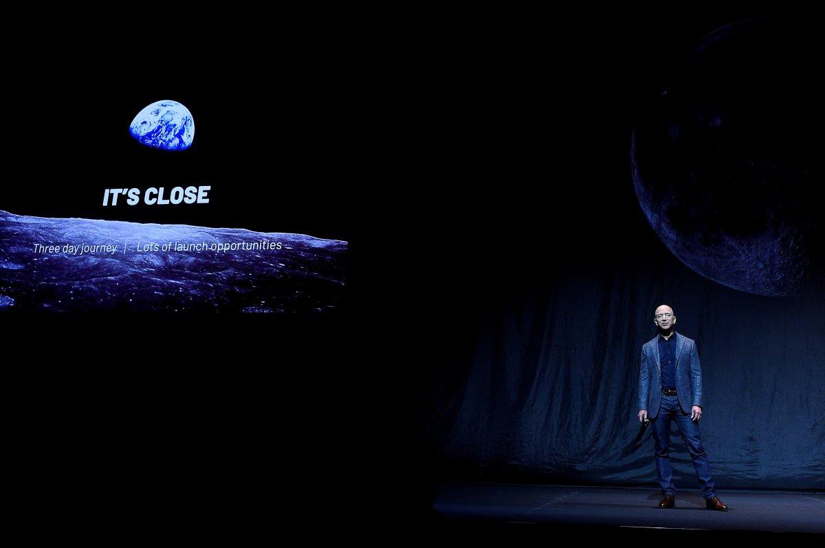 Jeff Bezos un şirketi NASA yı dava ediyor #4