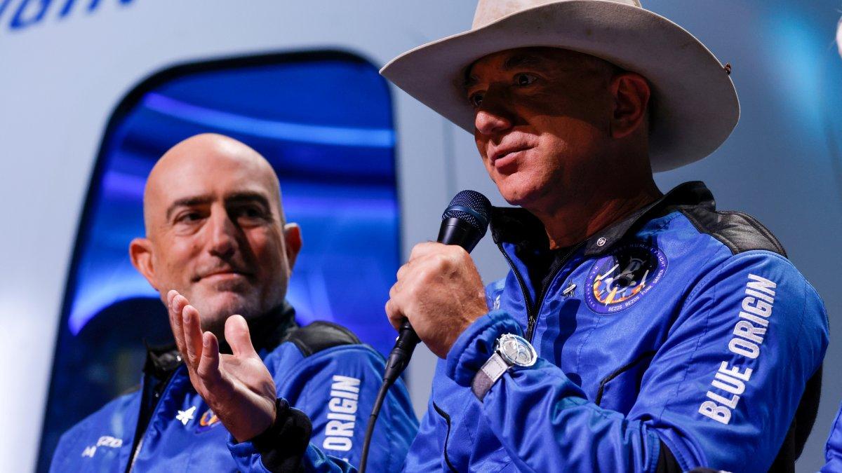 Jeff Bezosun şirketi NASAyı dava ediyor