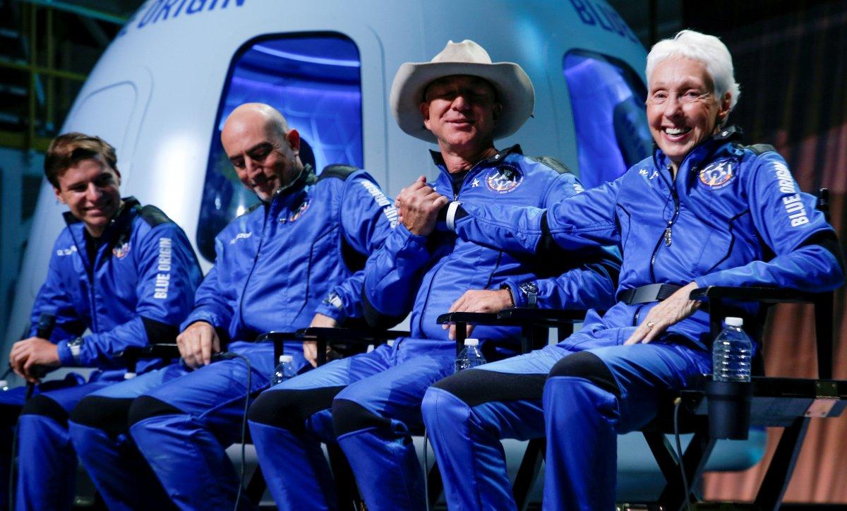 Jeff Bezos un şirketi NASA yı dava ediyor #2