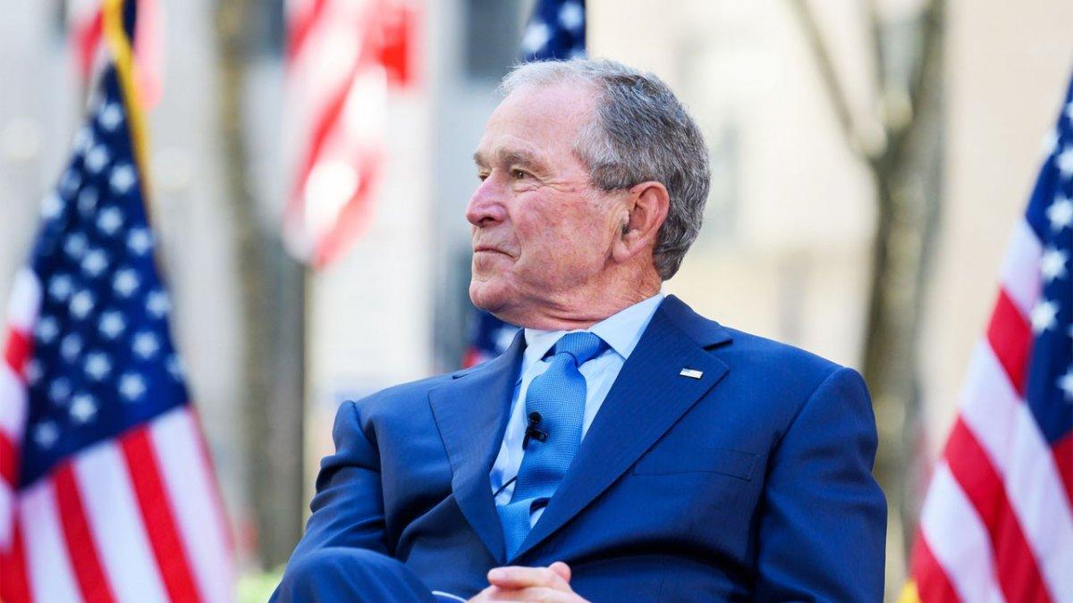 George Bush, Afganistan daki olaylara ilişkin: Derin üzüntü duyuyorum #2