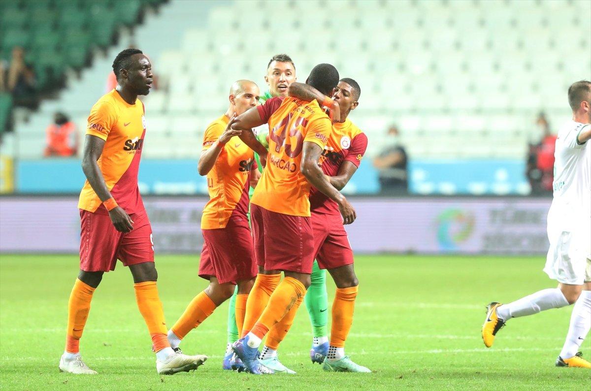 Galatasaray da Marcao yu en az 5 hafta ceza bekliyor #1