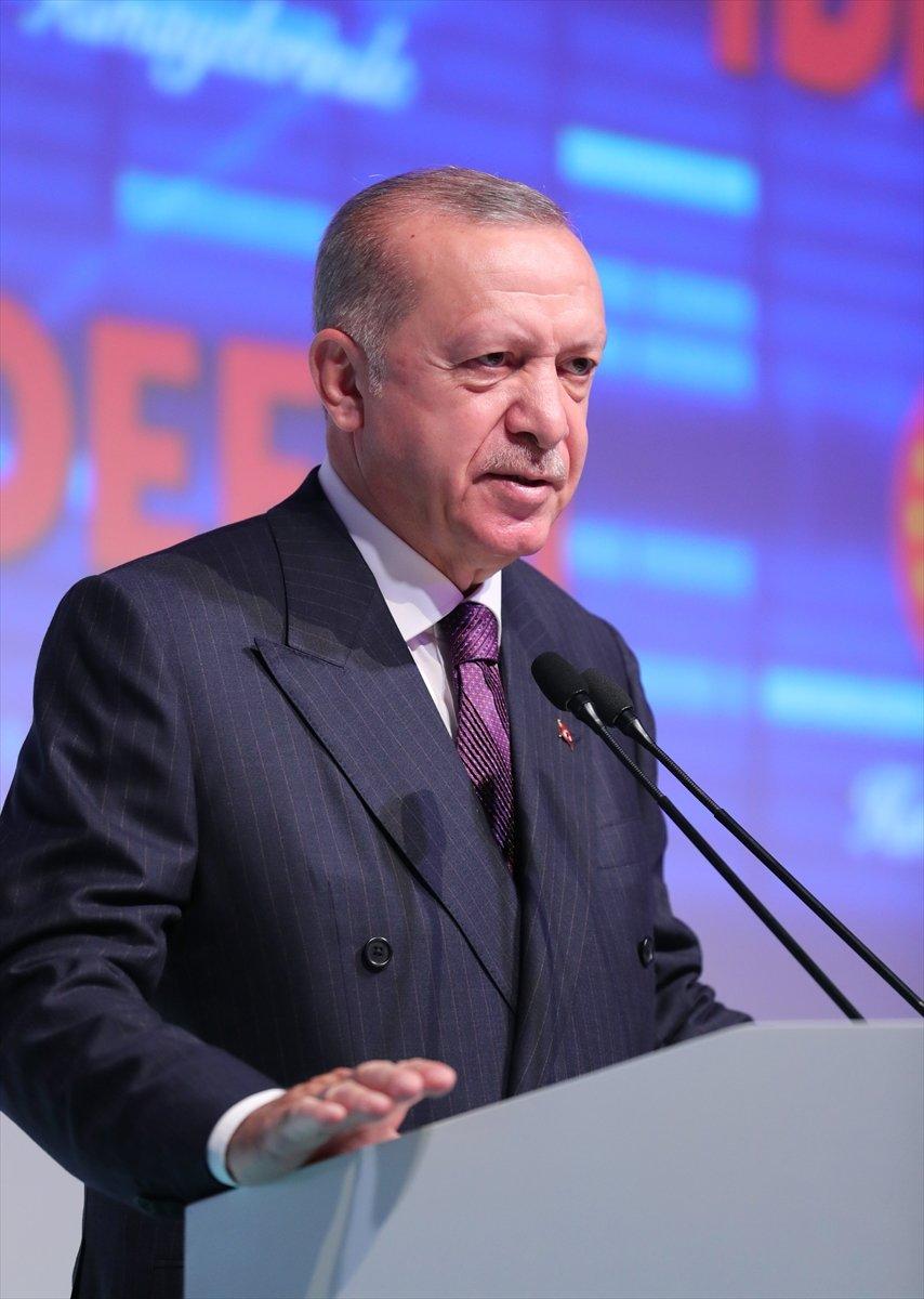 Cumhurbaşkanı Erdoğan, Türkiye nin savunma sanayisindeki felsefesini açıkladı  #4