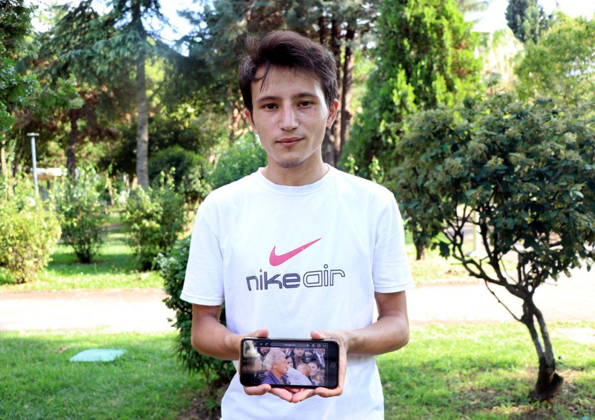 Gölcük depreminin simge isimlerinden  Erkan bebek  üniversiteli olacak #2