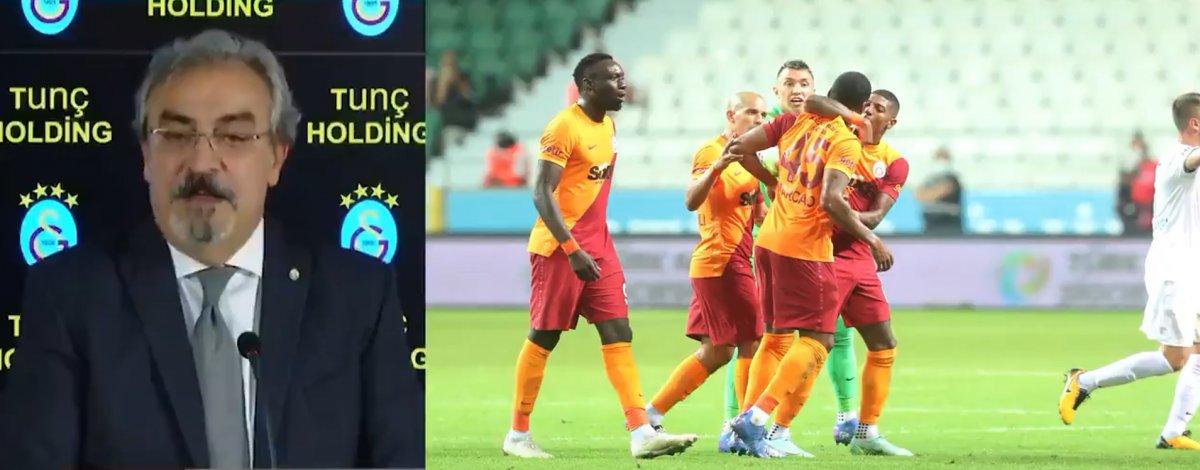 Galatasaray dan Marcao ile ilgili ilk açıklama #1
