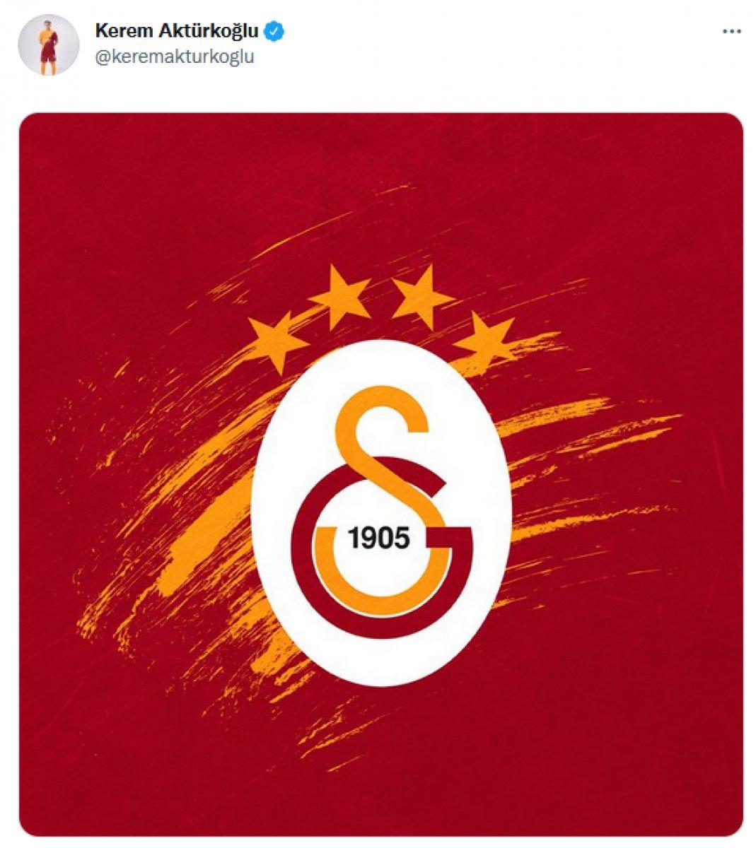 Kerem Aktürkoğlu ndan paylaşım #2