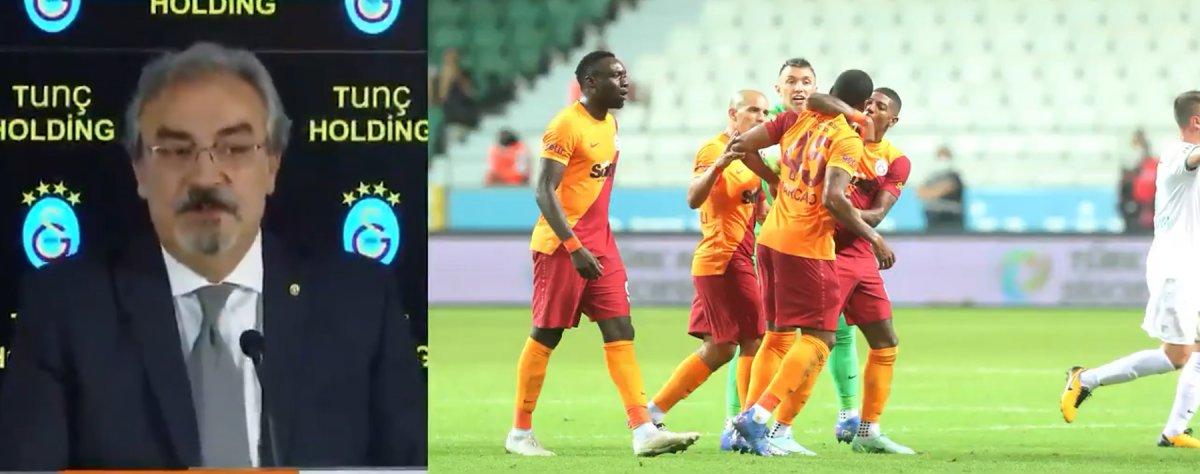 Galatasaray dan Marcao ile ilgili ilk açıklama #2