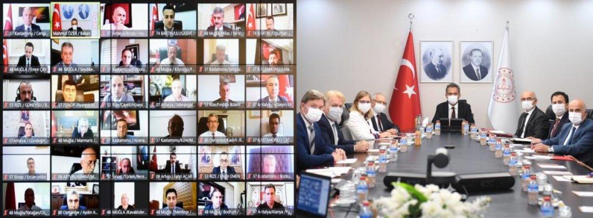 Mahmut Özer den yeni eğitim öğretim yılı hakkında açıklama #1
