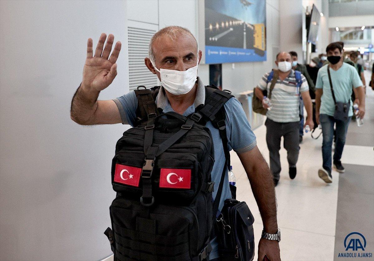 Kabil den 42 Türk daha tahliye edildi #1