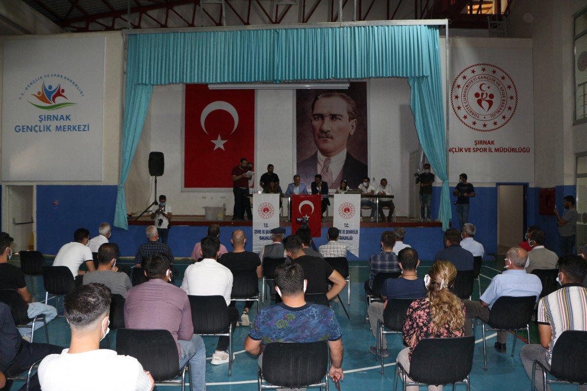 Şırnak'ta hendek terörü mağduru aileler, yeni konutlarına kavuştu  #6