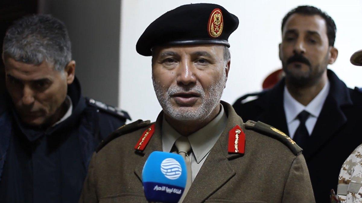 Libya Ordusu ndaki komutan: Yeniden savaşın olması ihtimal dışı değil #1