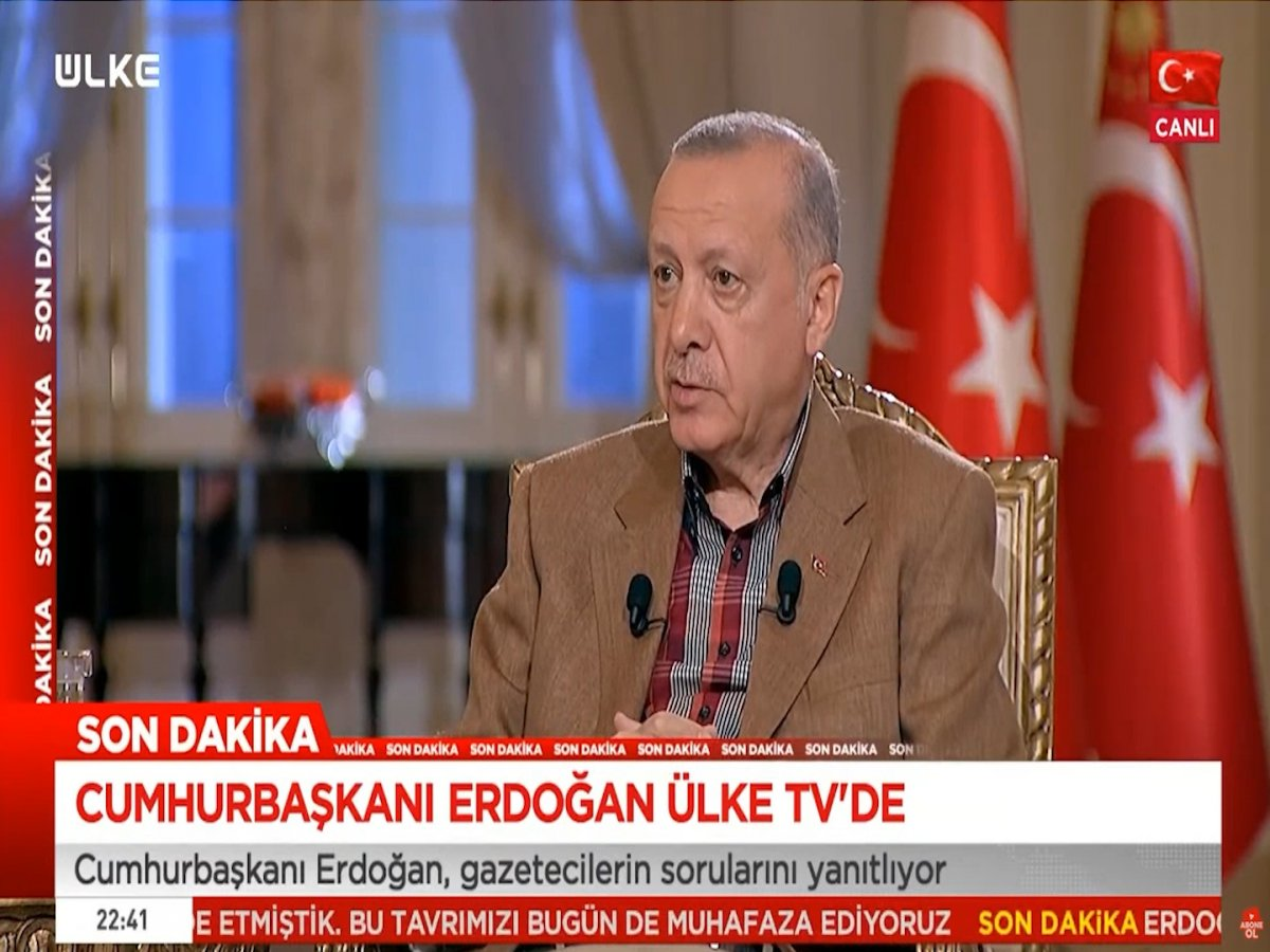 Erdoğan: Yıl sonu büyüme beklentimiz yüzde 5.8 in üzerinde #2