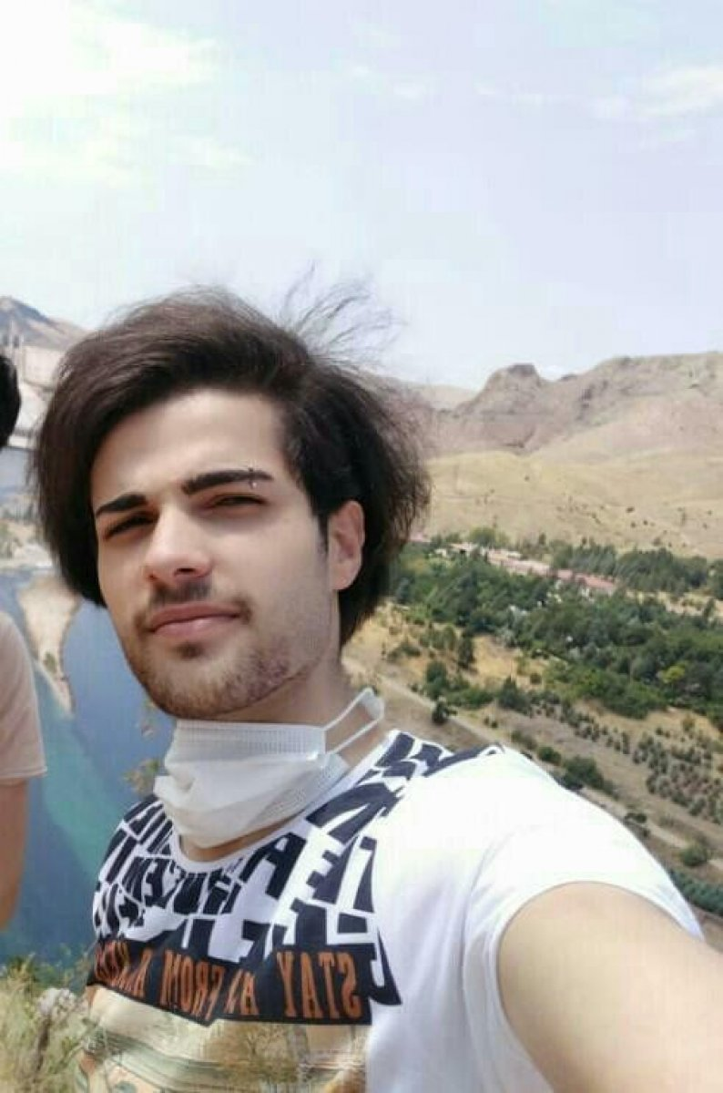 Elazığ da ailesine not bırakarak intihar etti #2
