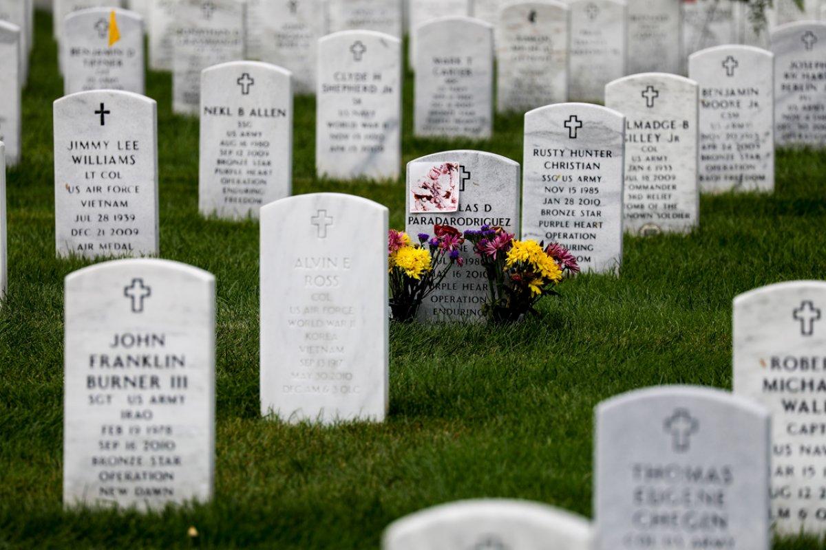 ABD nin Afganistan a girmesinden bu yana 200 bine yakın can kaybı yaşandı #2