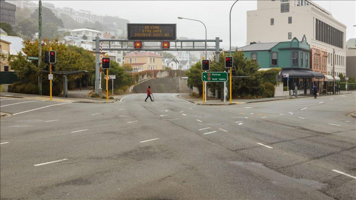 Bir korona vakası tespit edilen Yeni Zelanda tam kapandı #1