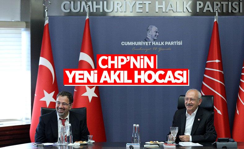 Kemal Kılıçdaroğlu, Prof. Daron Acemoğlu ile görüştü