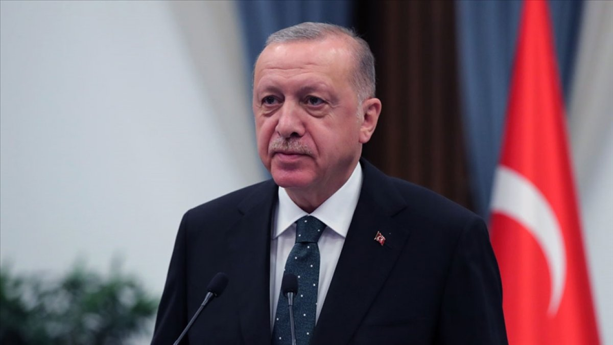 Cumhurbaşkanı Erdoğan dan kentsel dönüşüm mesajı #1