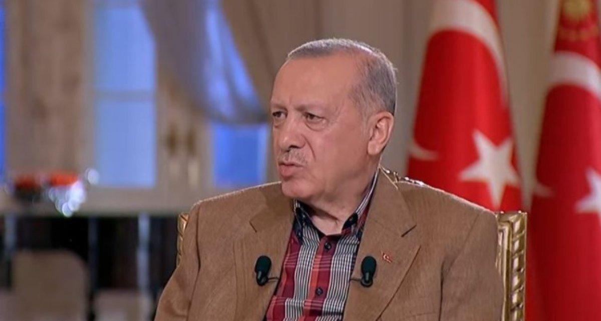 Cumhurbaşkanı Erdoğan: Seçim 2023 te, muhalefet işine baksın #1