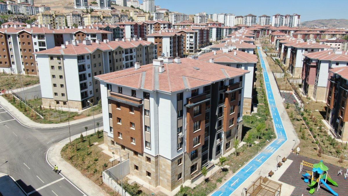 Elazığ'da 24 bin 83 konut inşa edildi  #9