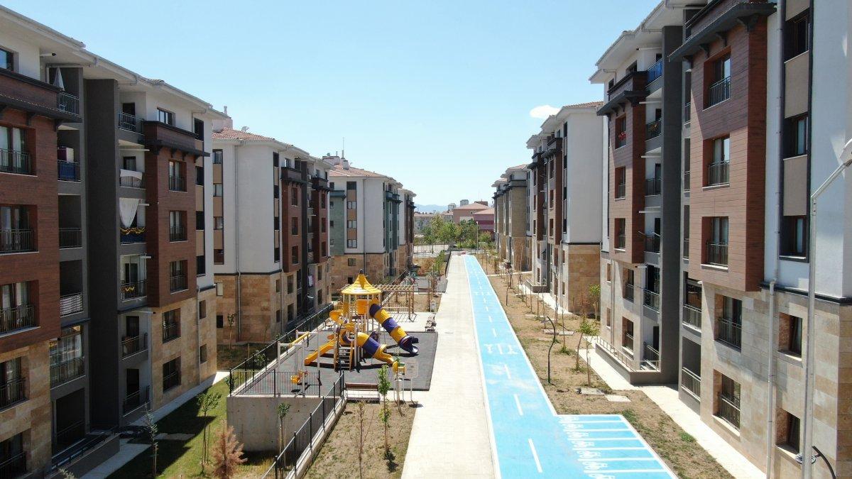 Elazığ'da 24 bin 83 konut inşa edildi  #8