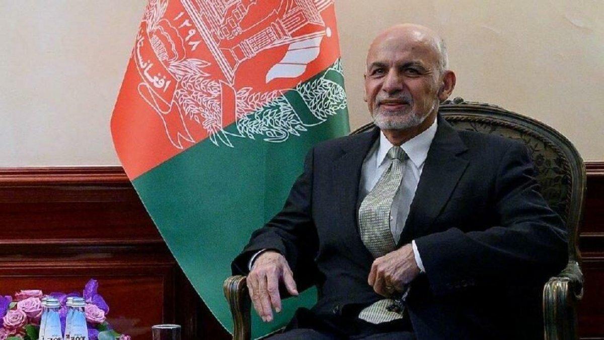 Afganistan Cumhurbaşkanı Eşref Gani nin ülkeyi terk etme gerekçesi #3