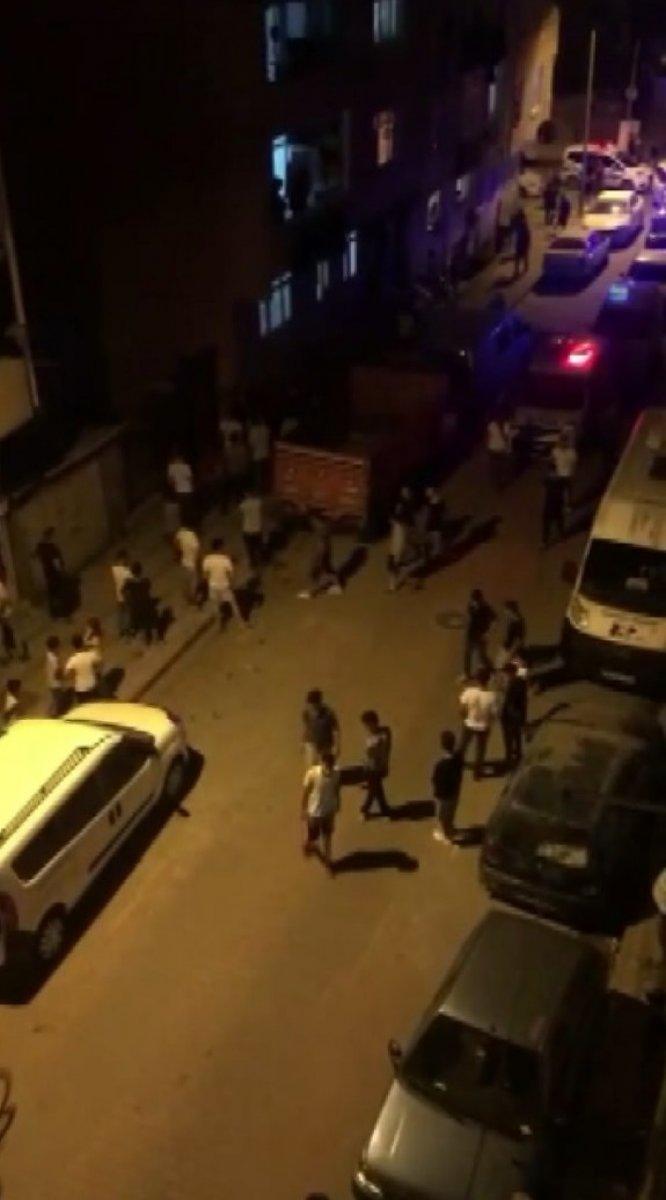 Sultangazi'de kaçak göçmenlerin gecekondusuna operasyon #4