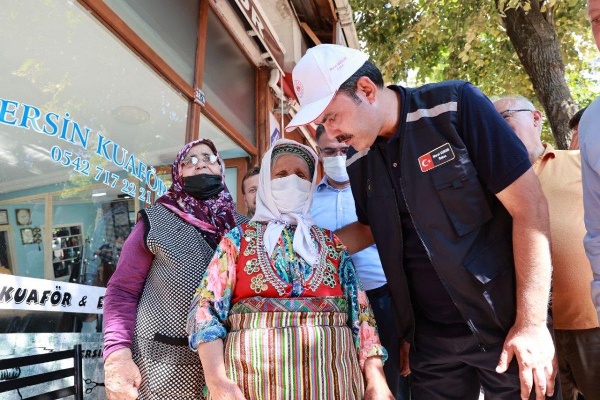 Murat Kurum, Kastamonu da sel bölgesinde  #4