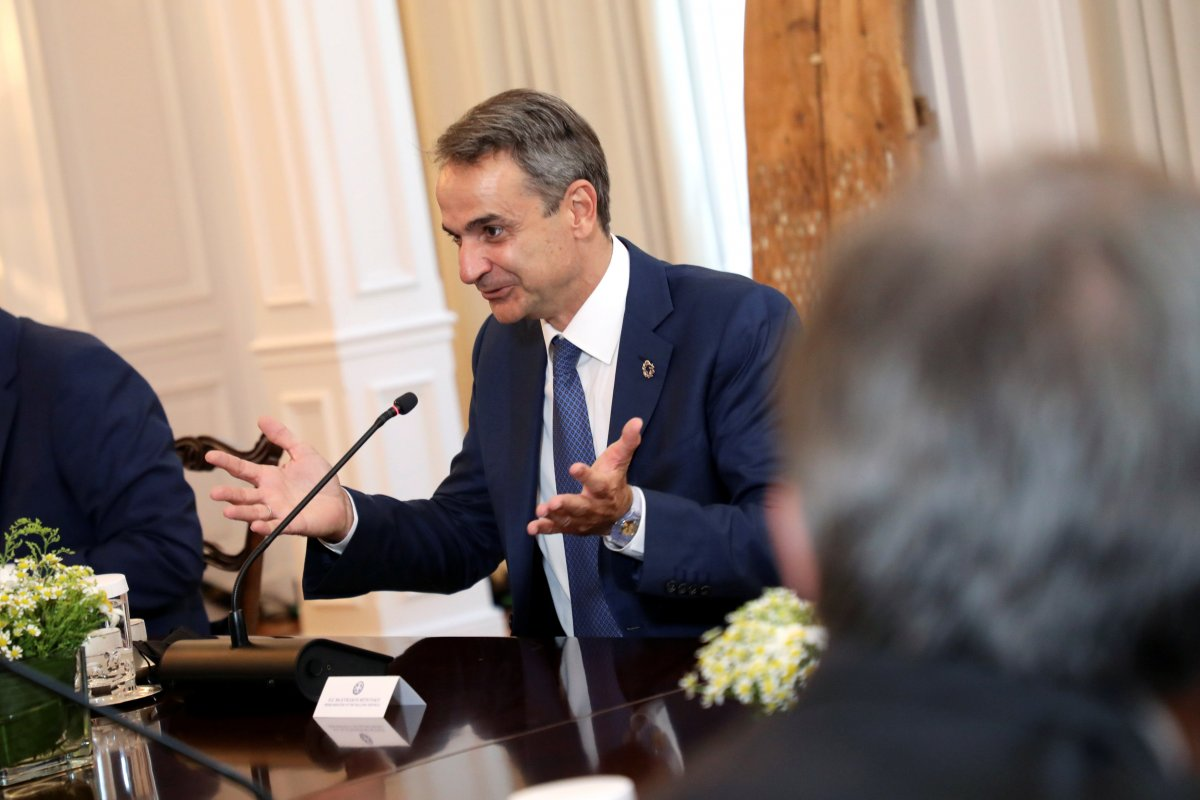 Yunanistan, Afgan göçmenlere karşı önlemleri artırdı #1
