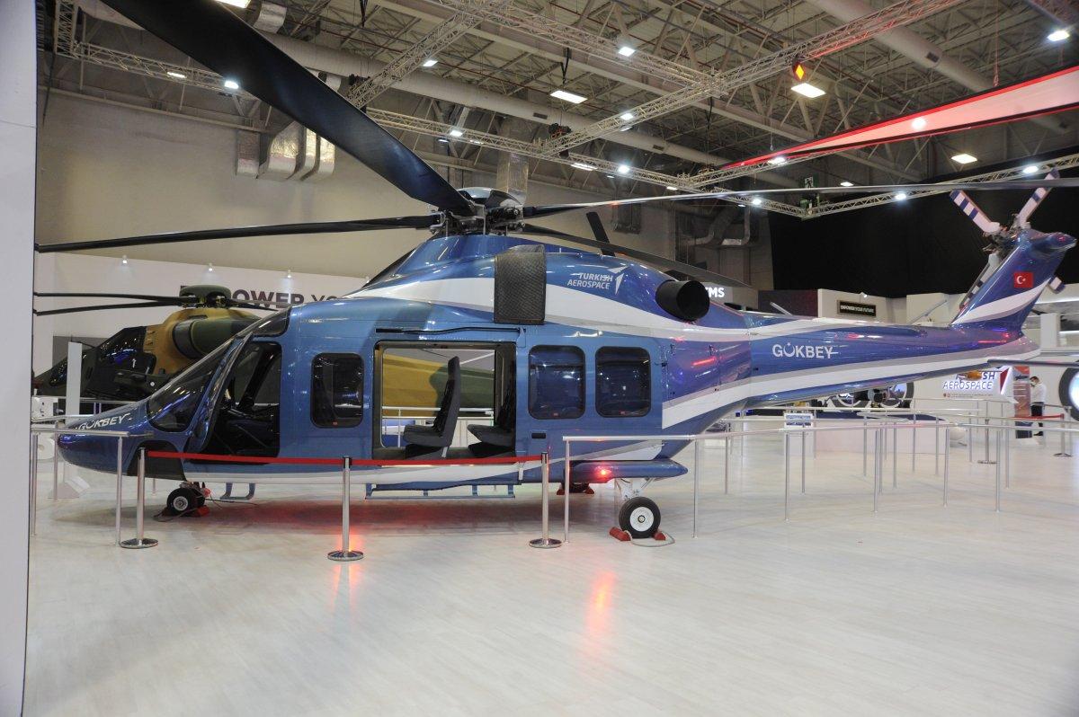 TUSAŞ ın geliştirdiği Milli Muharip Uçak, IDEF te görücüye çıktı #4