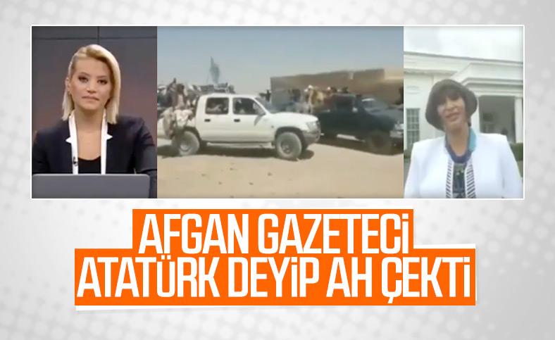 Afgan gazeteci Nazira Karimi: Keşke Atatürk'ü dinleseydi liderlerimiz