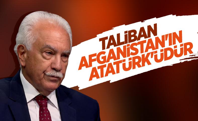 Doğu Perinçek'ten Taliban'a Atatürk benzetmesi