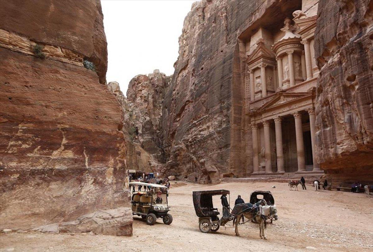 Petra Antik Kenti nin 2 bin 400 yıllık gizemli tarihi ve özellikleri #2