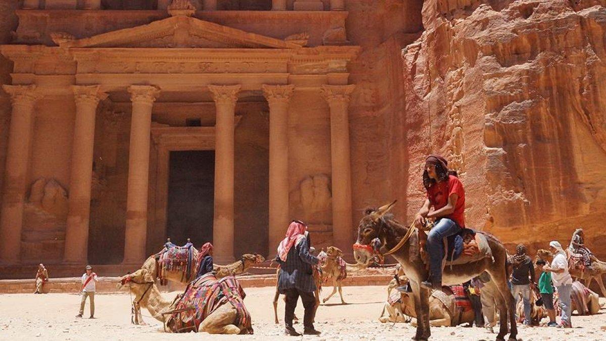 Petra Antik Kenti nin 2 bin 400 yıllık gizemli tarihi ve özellikleri #1