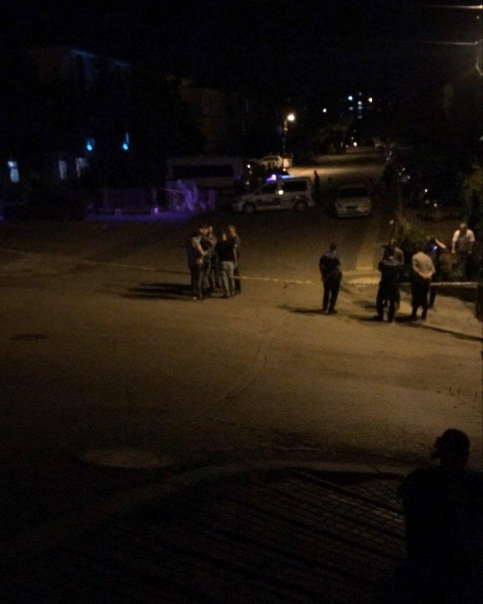 Ankara'da baba ve oğluna silahlı saldırı: 1 ölü  #1