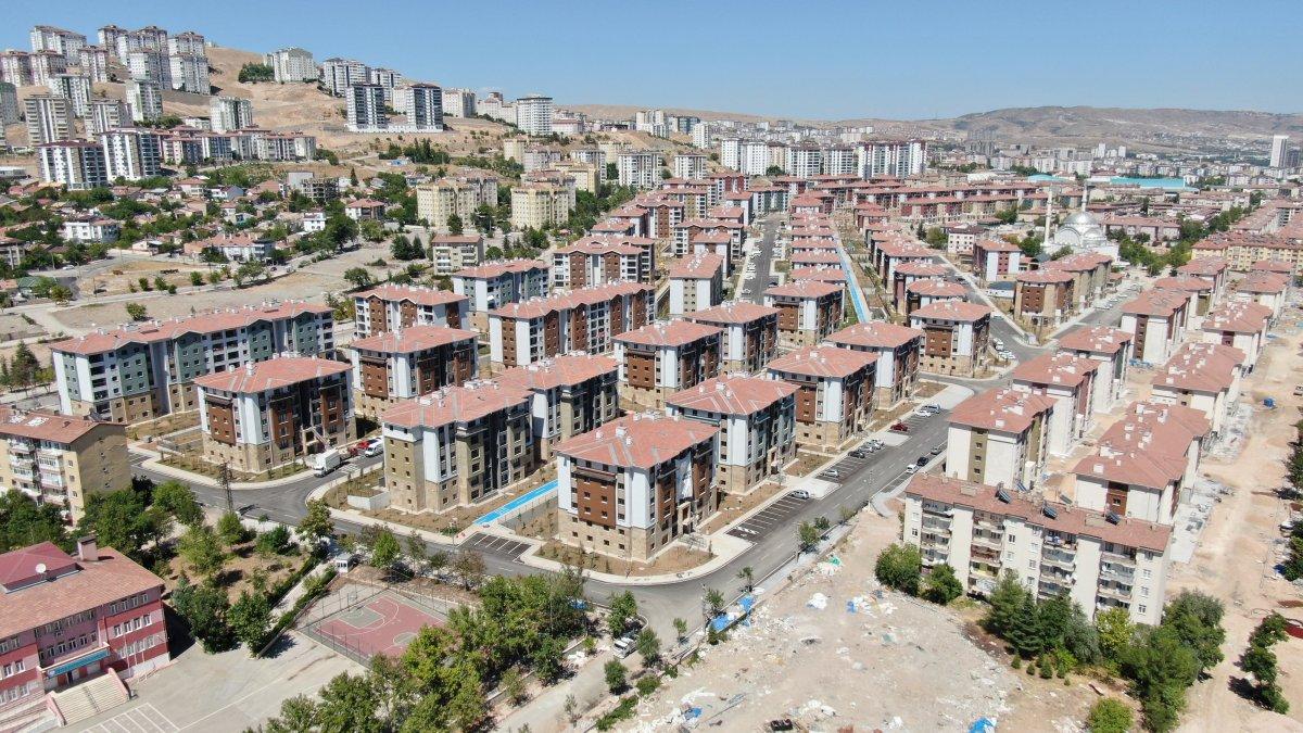 Elazığ'da 24 bin 83 konut inşa edildi  #1