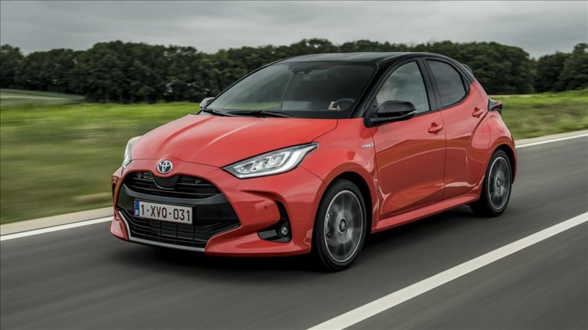 Toyota Yaris, yeni motor seçeneğiyle Türkiye de #1