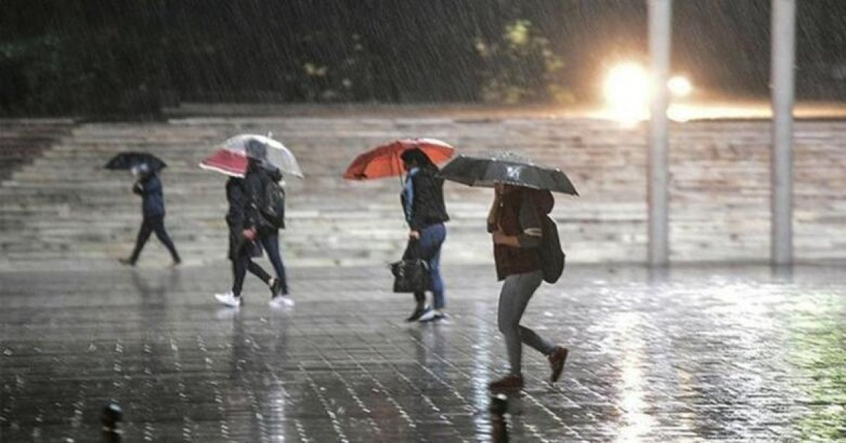 Meteoroloji, Marmara Bölgesi için uyarıda bulundu  #2