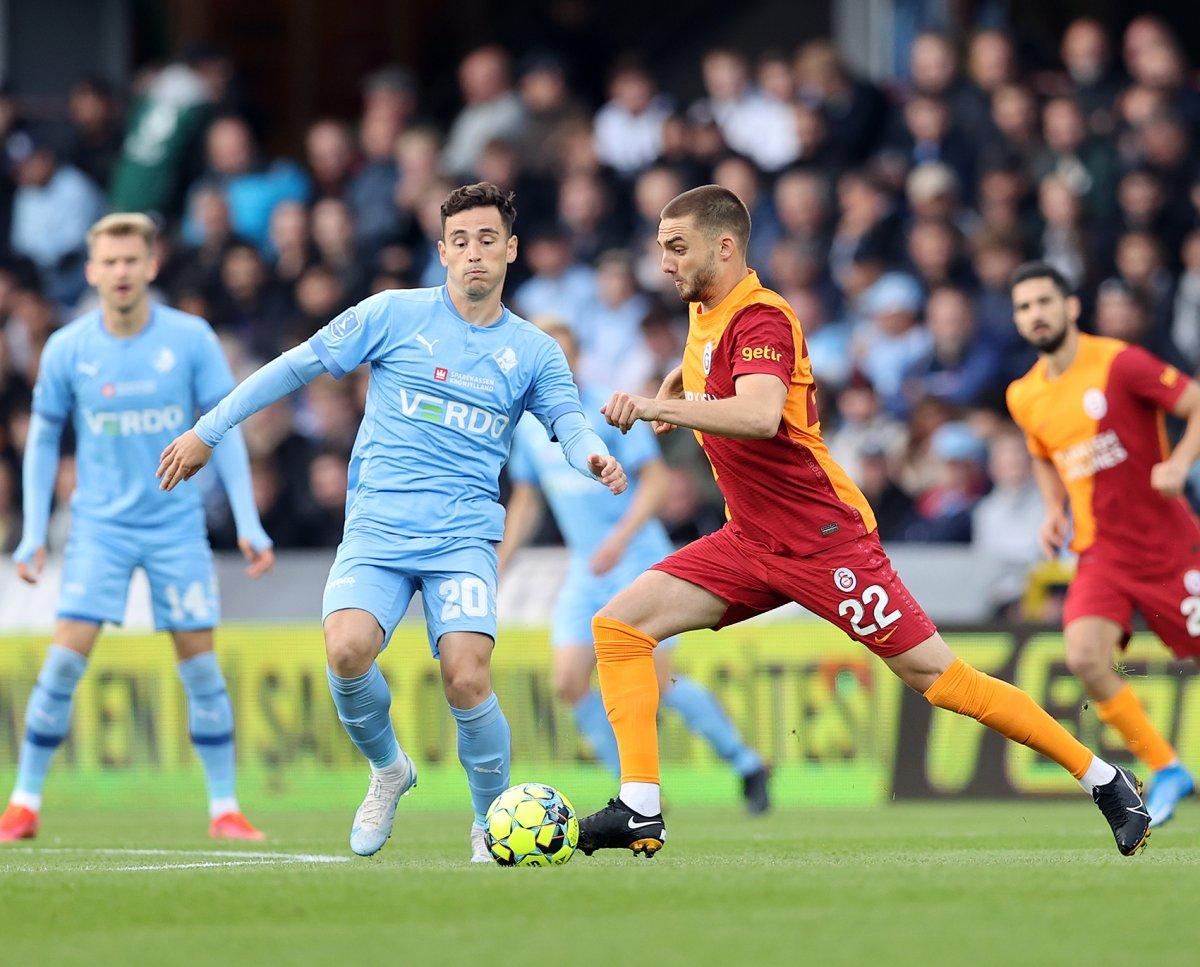 Galatasaray, Randers ile berabere kaldı #1